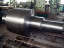 Shaft forging